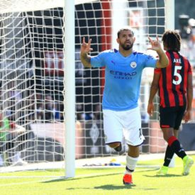 Sergio Aguero and Ederson 8/10s help Man City to win over Bournemouth